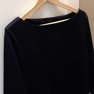 BNWT 👕 BANANA REPUBLIC Navy Cool-Comfort Fleece